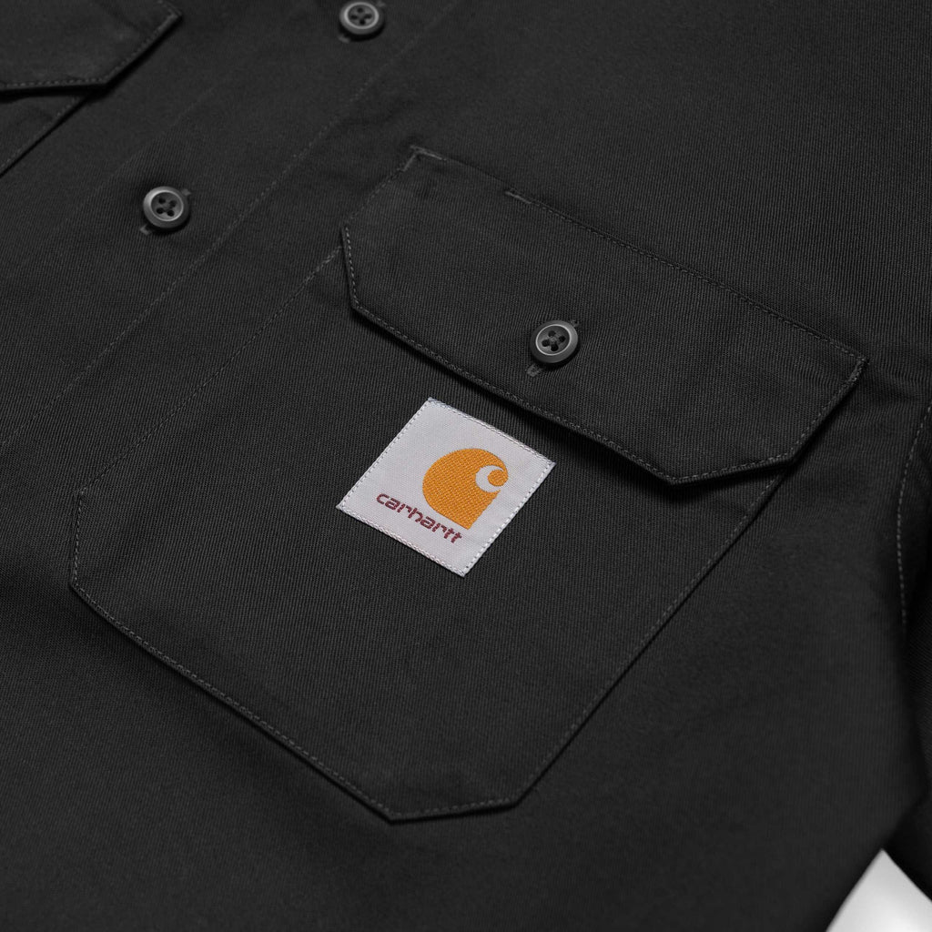 Carhartt Master Shirt Black, Shirts & Flannels, Carhartt WIP, My Favorite Things
