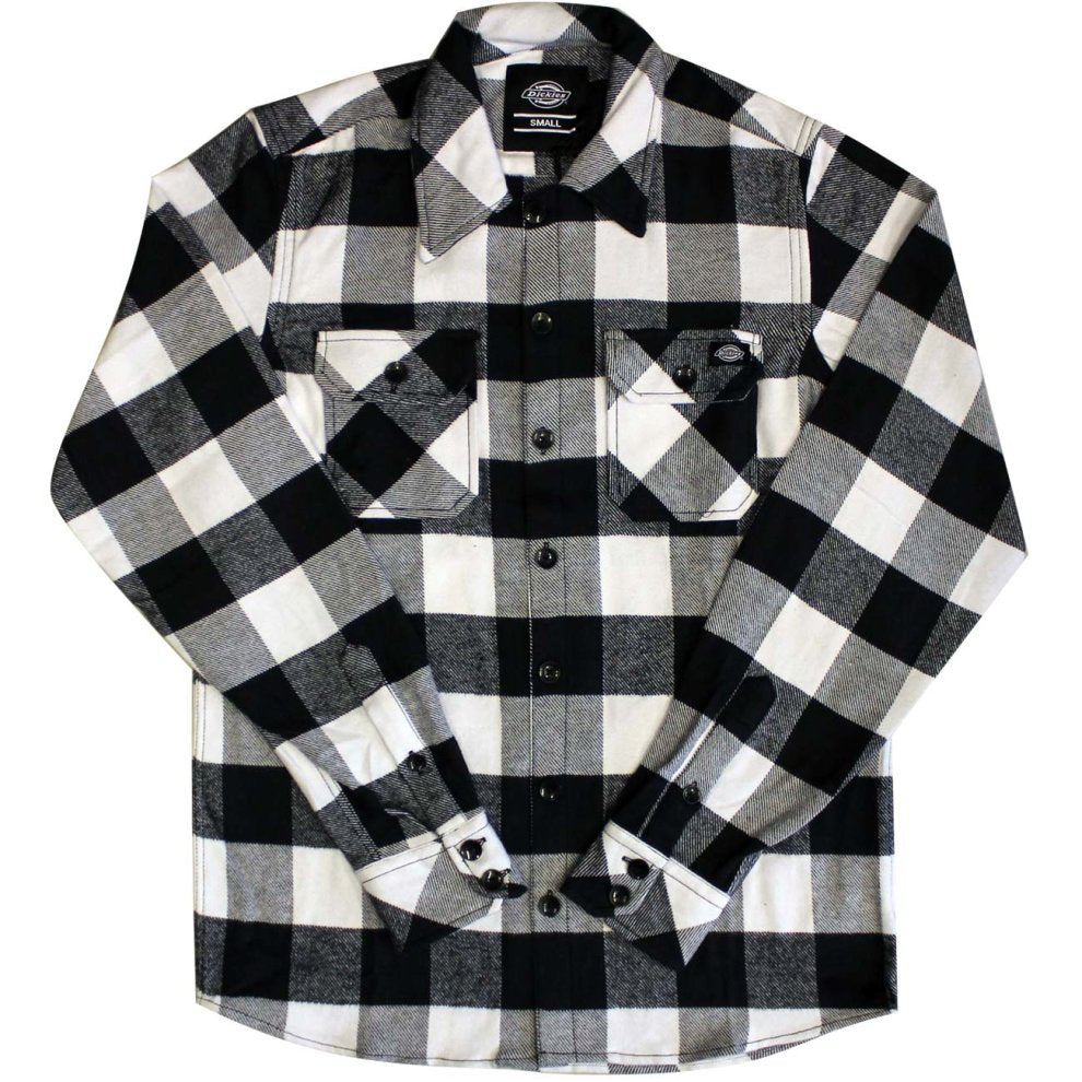 Dickies - Sacramento L/S Shirt Black