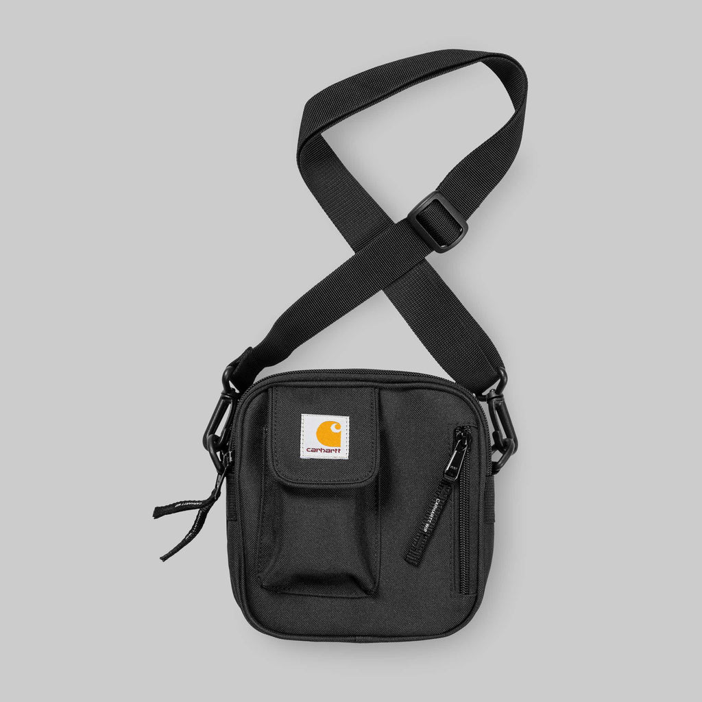 Carhartt Essentials Bag Black, Bags, Carhartt WIP, My Favorite Things