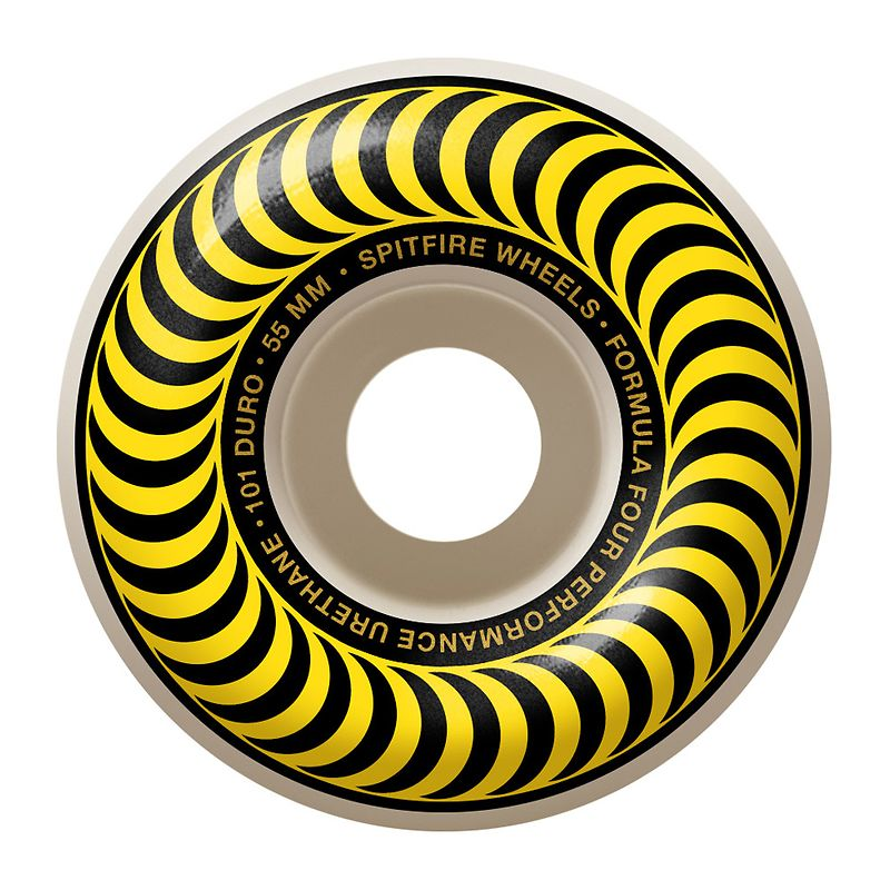 Spitfire Formula 4 101D Classic 55mm, Wheels, Spitfire Wheels, My Favorite Things