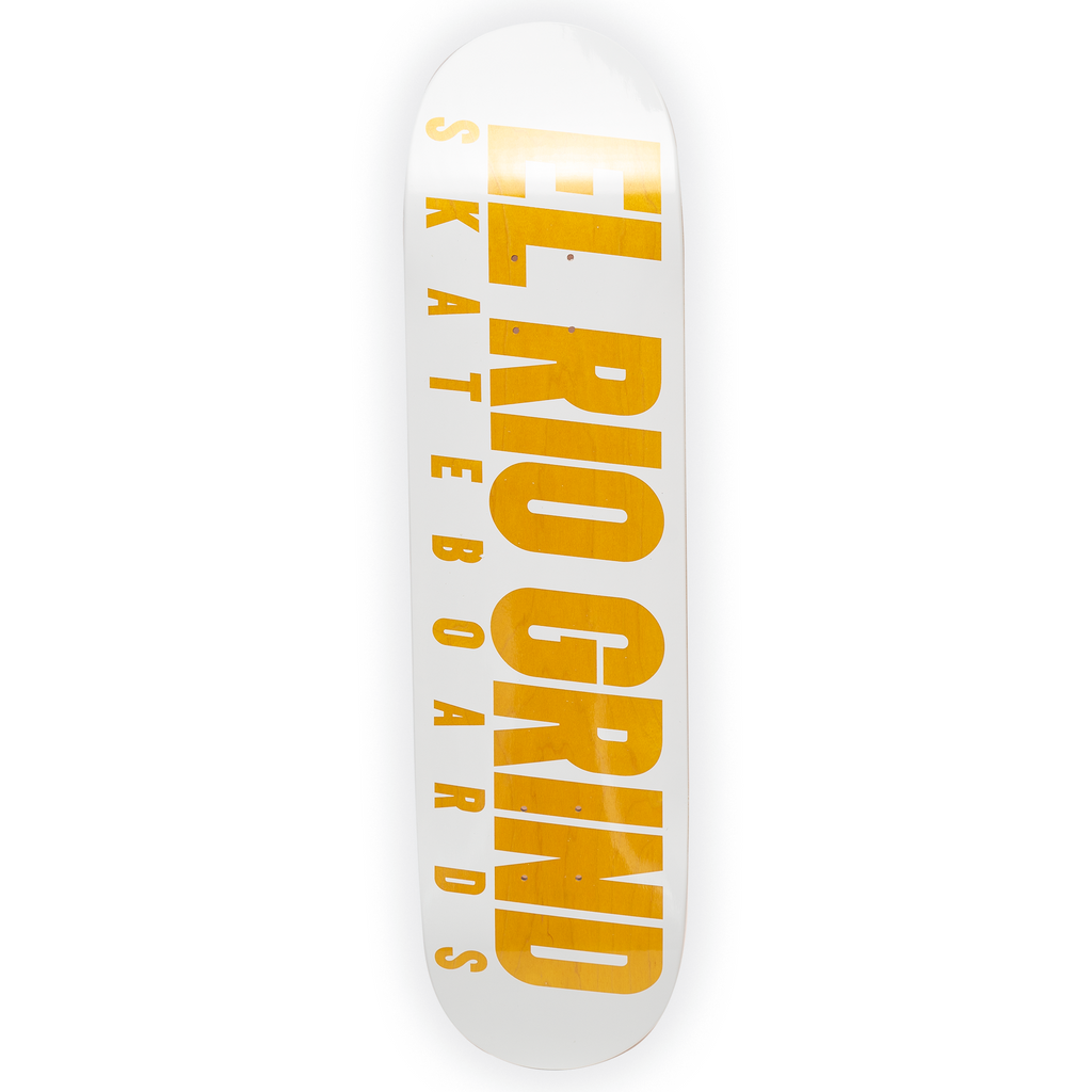 "El Rio Grind - Woody 8.25"", Decks, El Rio Grind, My Favorite Things"