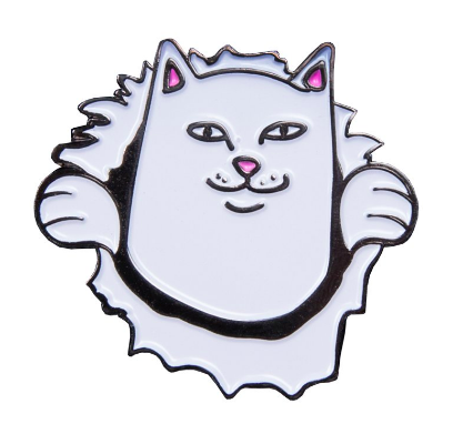 RIPNDIP - Nermamaniac Pin, Other Accessories, RIPNDIP, My Favorite Things