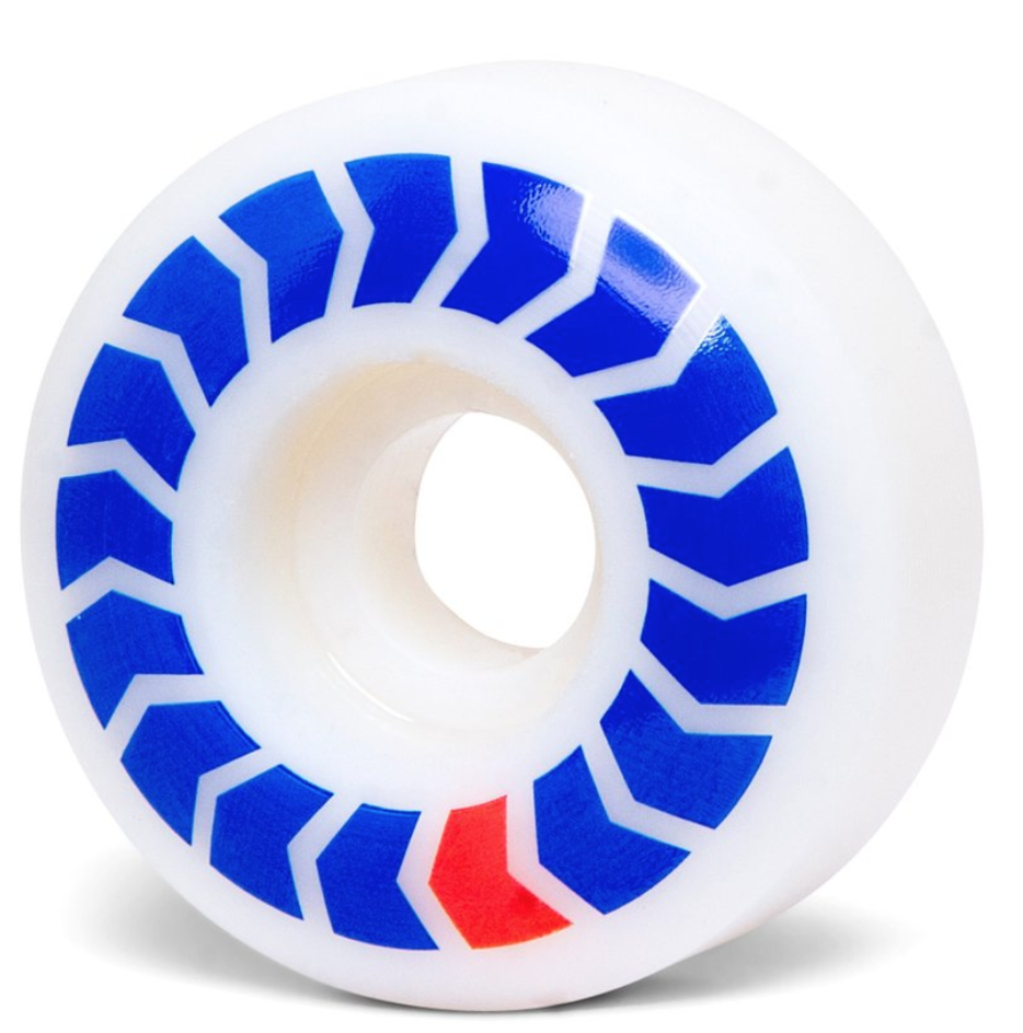 Wayward Chevrons Wheel Round Cut 50mm 99A - My Favorite Things