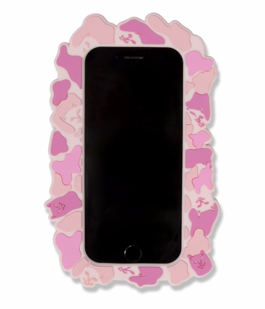 Rip N Dip Nerm Camo iPhone Case 7/7S Pink, Mobile phone products, Rip N Dip, My Favorite Things