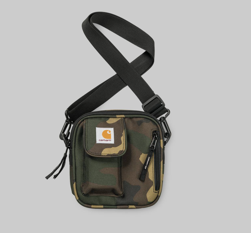 Carhartt Essentials Bag Camo Laurel, Bags, Carhartt WIP, My Favorite Things