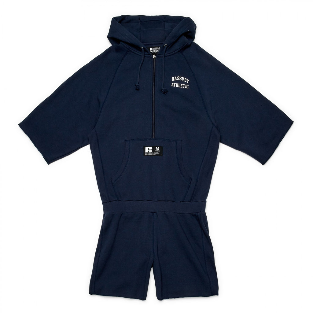 Rassvet Russell Athletic Overall Navy, Crewnecks & Hoodies, Rassvet, My Favorite Things
