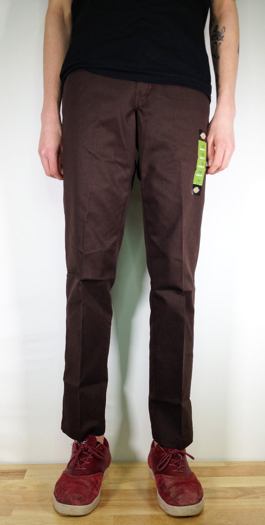 Dickies Industrial Work Pant Chocolate Brown - My Favorite Things