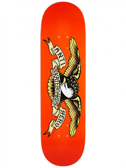 "Antihero Classic Eagle 9.0"" (Orange), Decks, Antihero Skateboards, My Favorite Things"