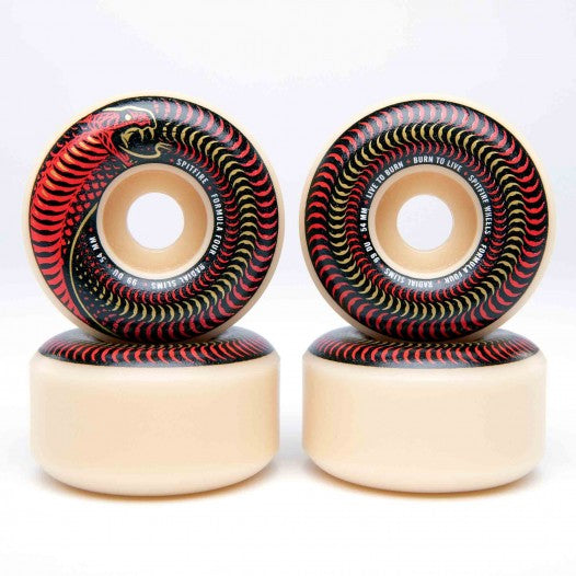 Spitfire Formula Four 99D Venomous Radial Slims 52mm, Wheels, Spitfire Wheels, My Favorite Things