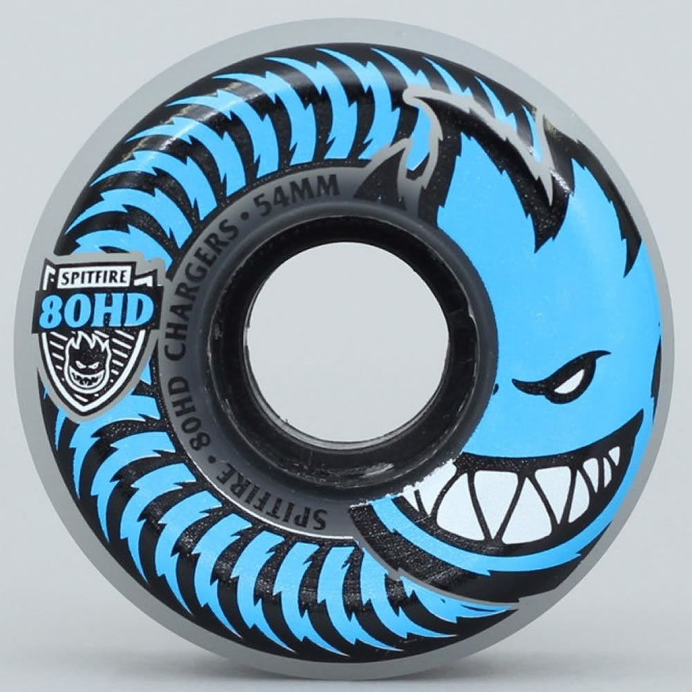 Spitfire 80HD Chargers Conical Clear 54mm, Wheels, Spitfire Wheels, My Favorite Things