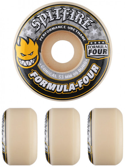 Spitfire Formula Four 99D Conical 53mm