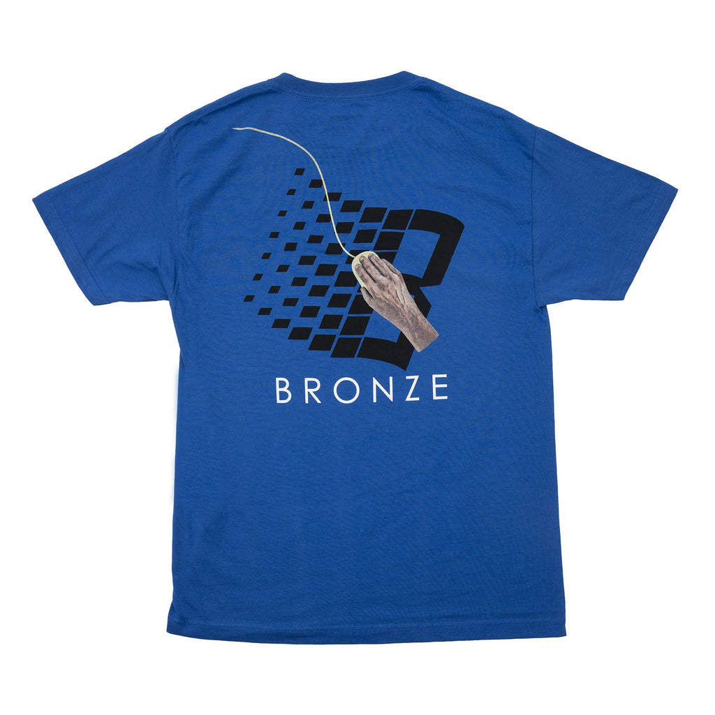 Bronze - Mousepad Tee Royal