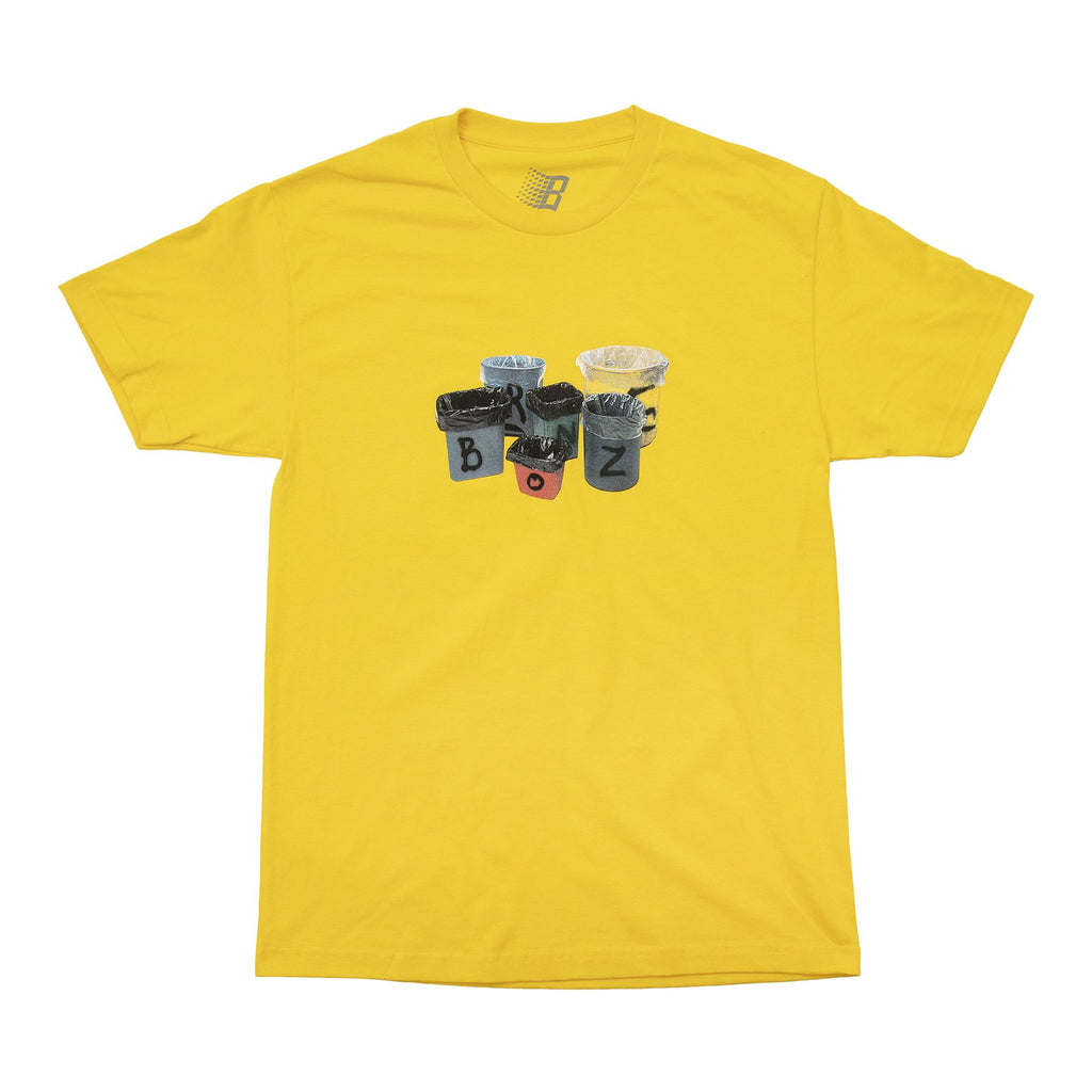 Bronze - Trash Tee Yellow