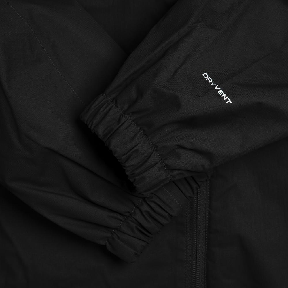 The North Face M Mountain Q Jacket Black/White
