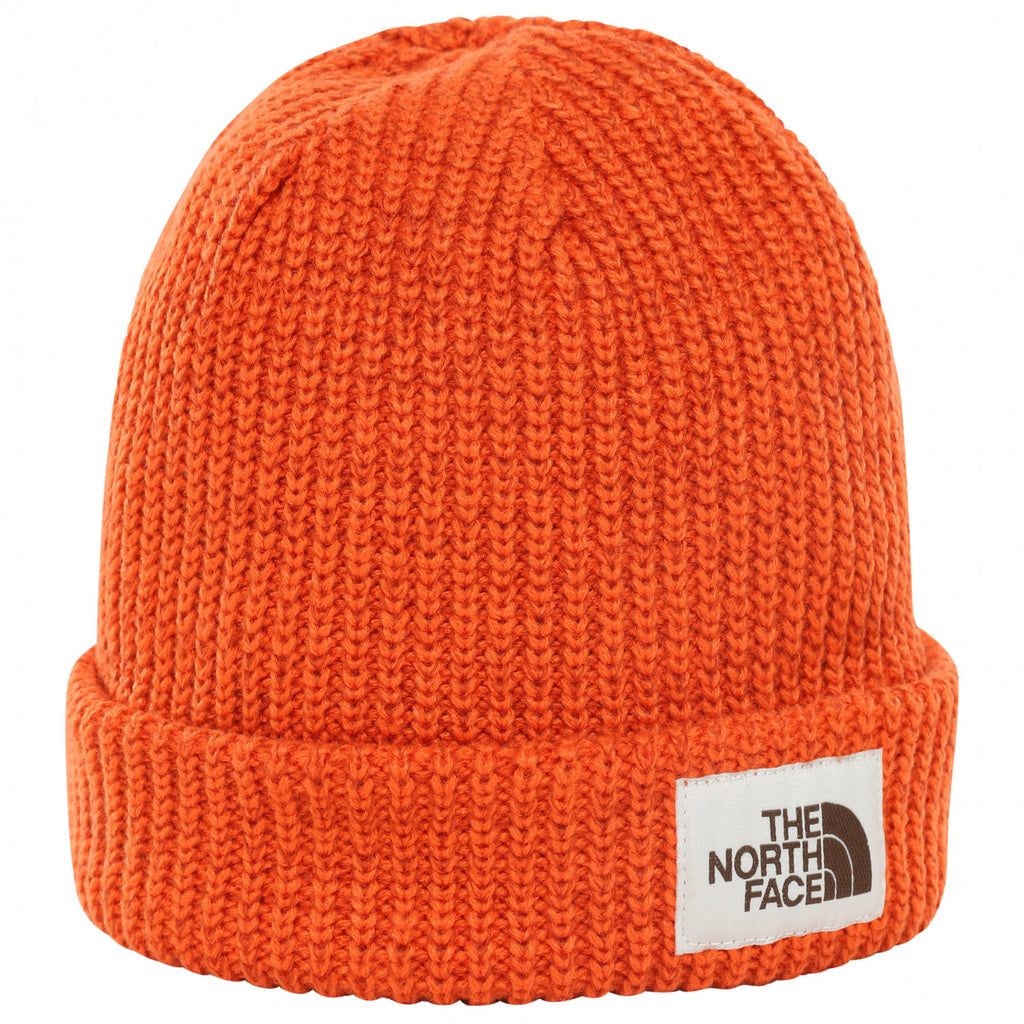 The North Face Salty Dog Beanie Papaya, Beanies, The North Face, My Favorite Things