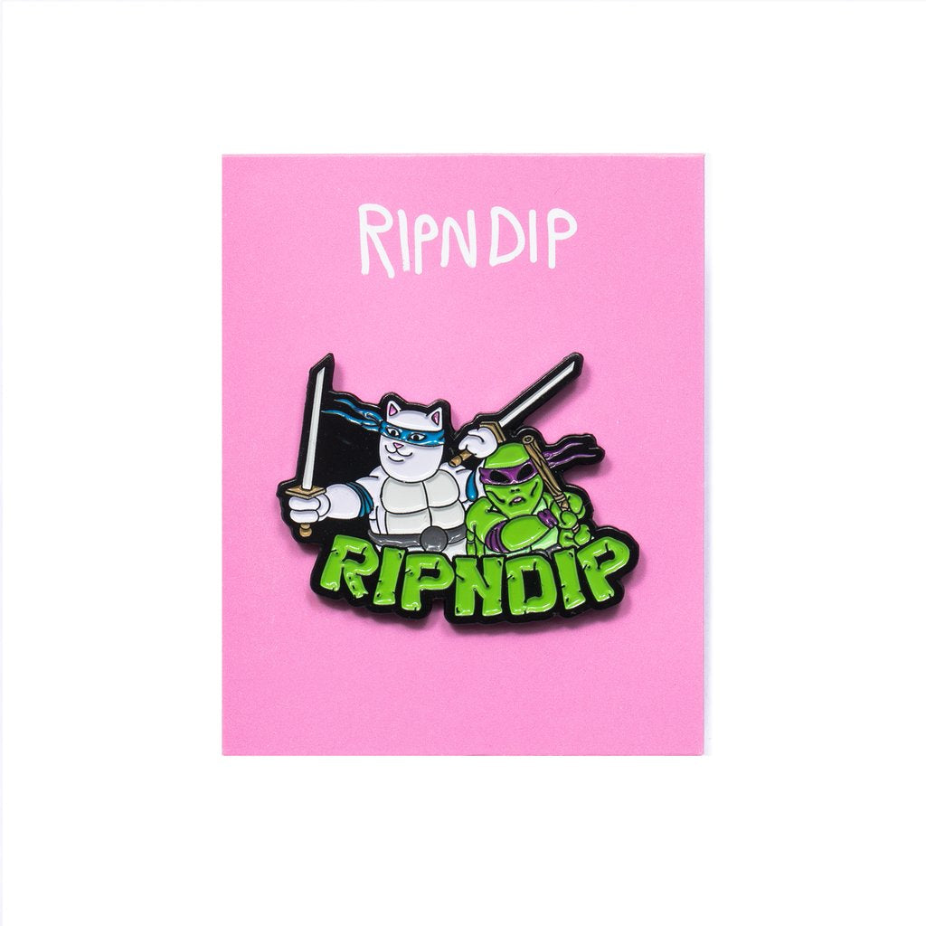 RIPNDIP - Teenage Mutant Pin