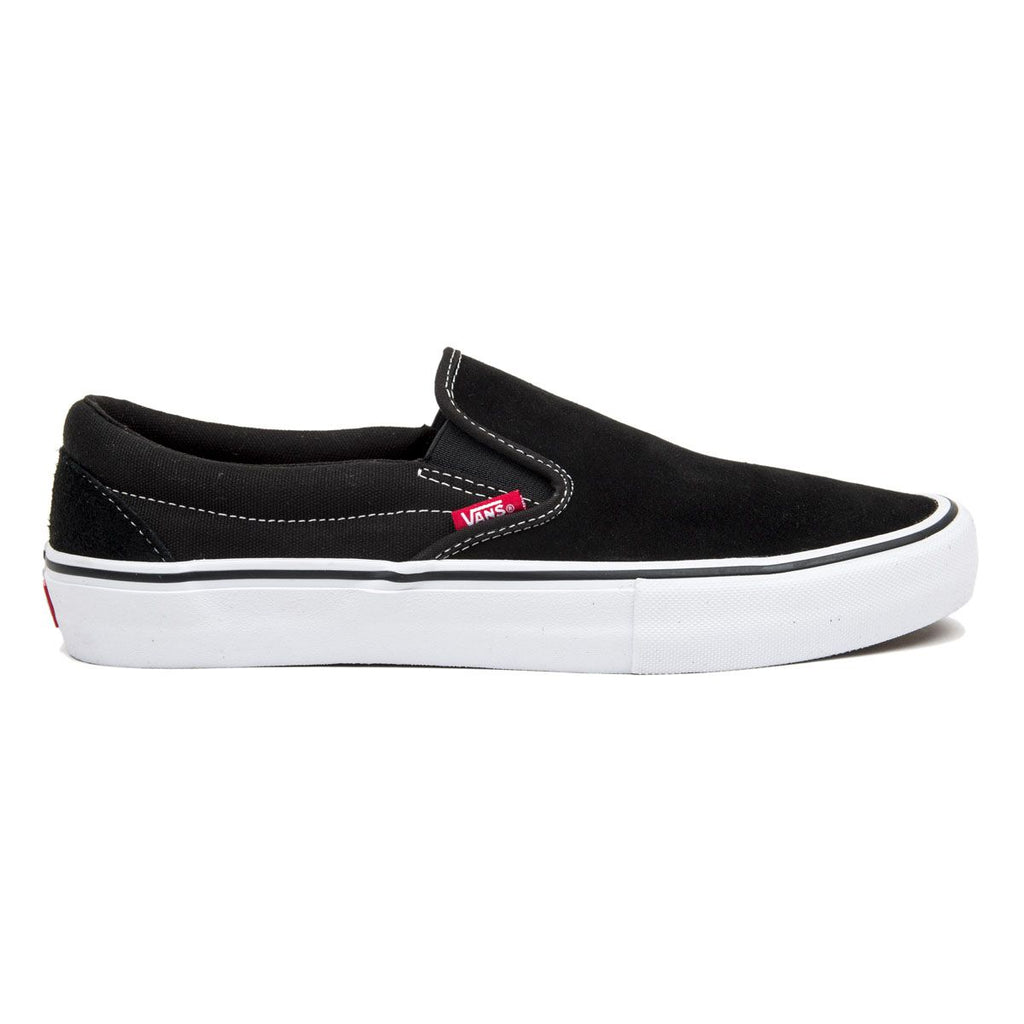 Vans - Slip On Pro Black / White / Gum