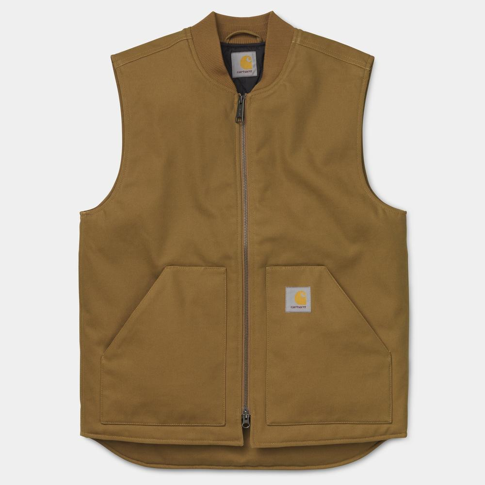 Carhartt Vest Hamilton Brown, Jackets, Carhartt WIP, My Favorite Things