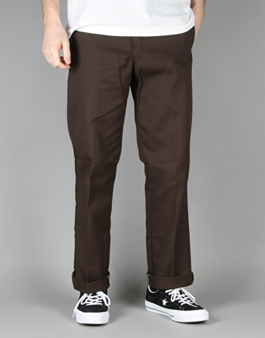 Dickies 874 Work Pant Dark Brown, Pants, Dickies, My Favorite Things
