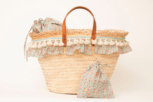 Basket with Liberty Eloise