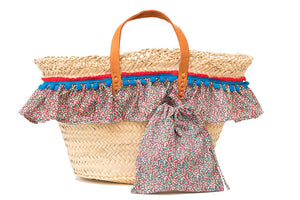 Basket with Liberty Pepper (handbag)