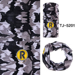 ROCKBROS Seamless Outdoor Sports Scarf  Headwear Bicycle Motorcycle Bandana Headband Bicycle Equipment Cycling Turban Head Scarf
