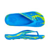 Starfish Orthotic Jandal Blue/Green
