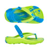Kids Starfish Orthotic Jandal Blue/Green