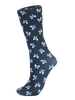 Celeste Stein Bows Compression Sock