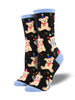 Socksmith Womens Socks Party Bear