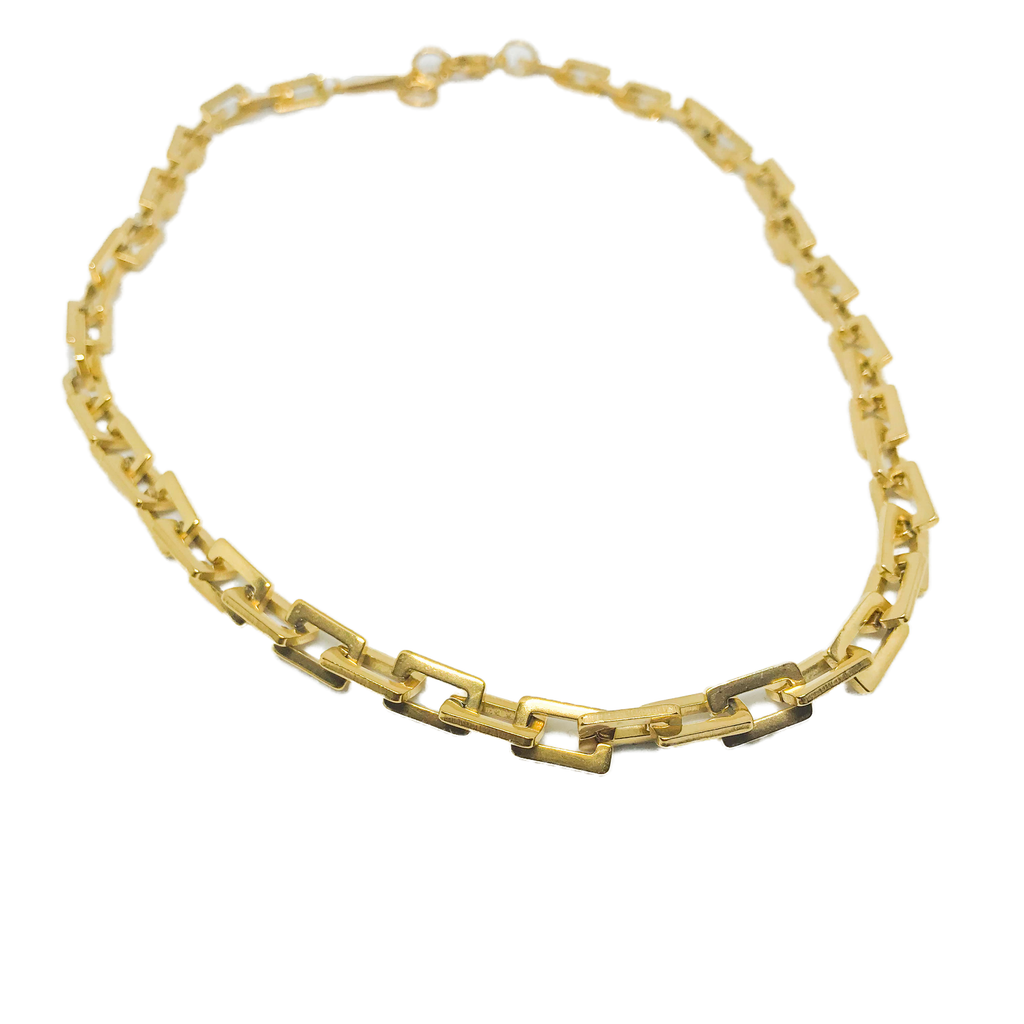 Carti Link Necklace - Gold