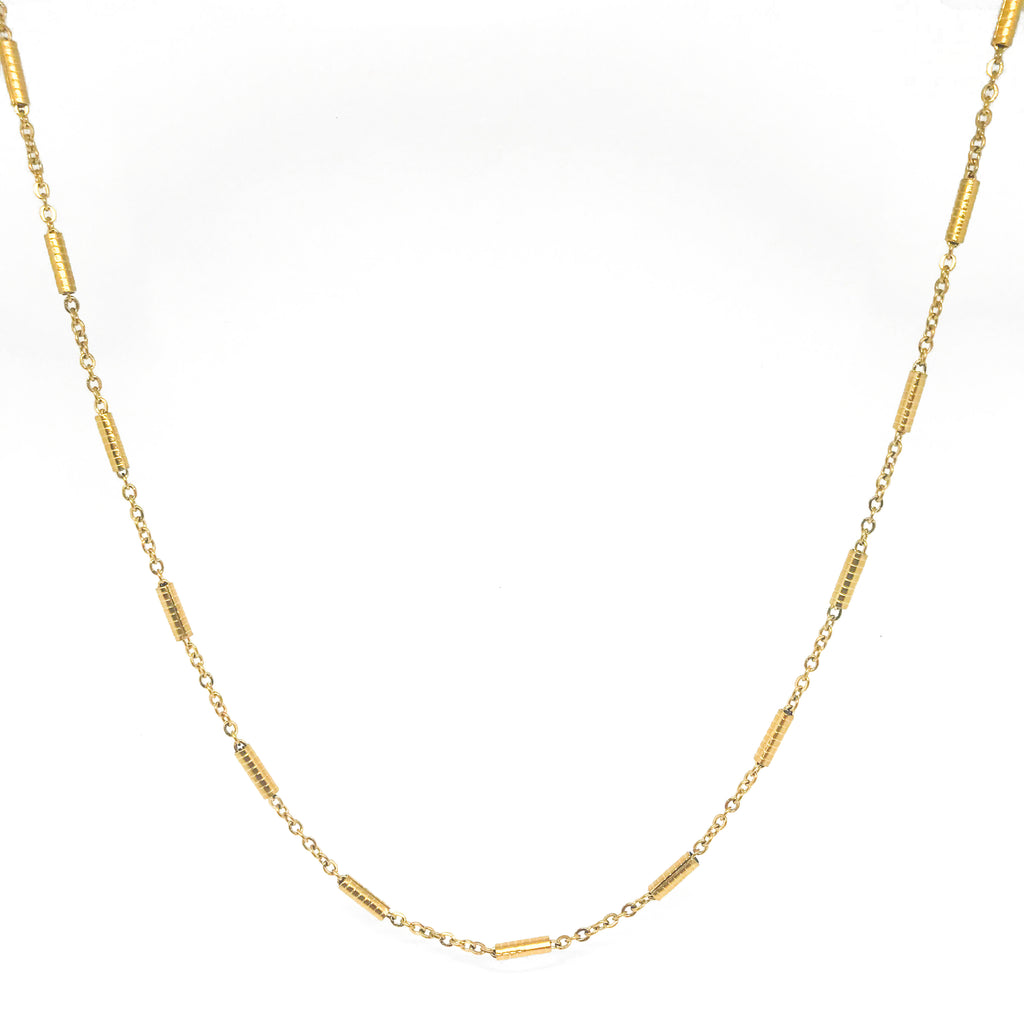 Trixi Necklace- Gold