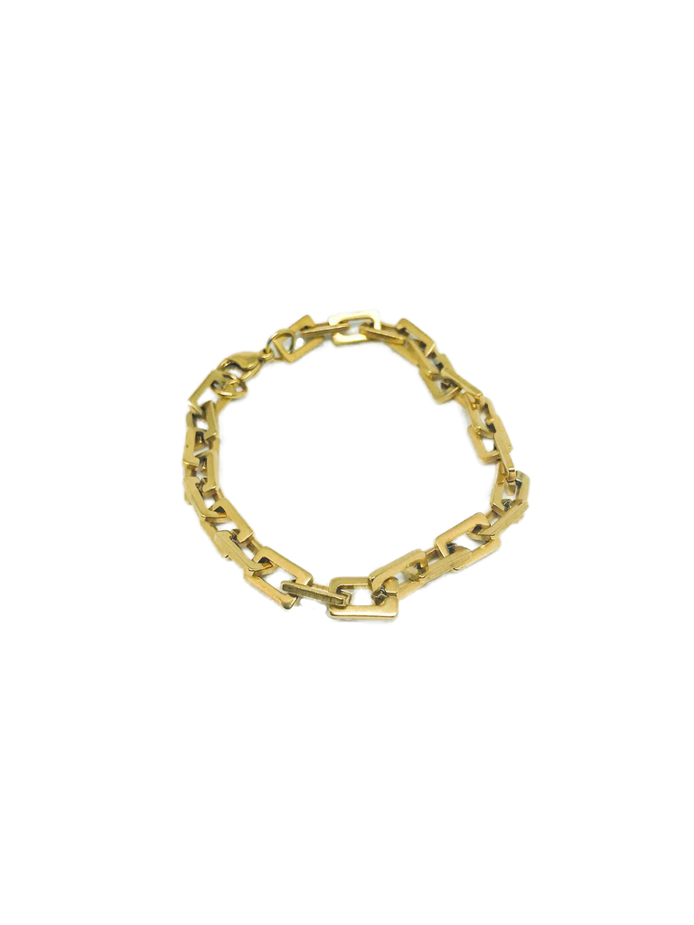 Serpent Bracelet - Gold