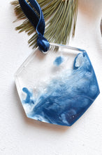 Load image into Gallery viewer, Ocean Art Christmas Ornament | Bespoke Item