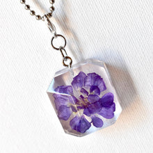 Load image into Gallery viewer, Dried Floral Necklace | Bespoke Item