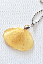 Load image into Gallery viewer, Fall Leaf Necklace | Bespoke Item
