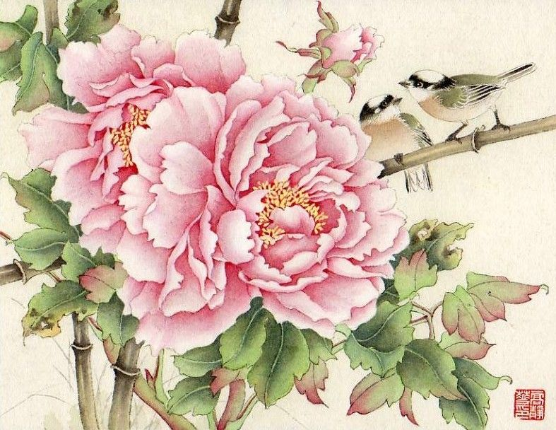 Design History 101: The Influence of the Peony Flower