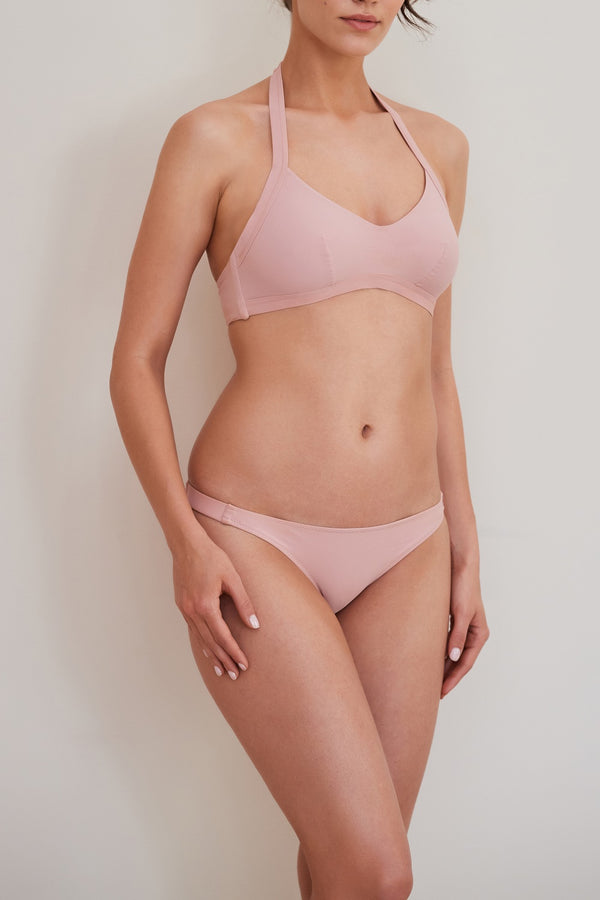 Rhea Contemporary Briefs - Pink