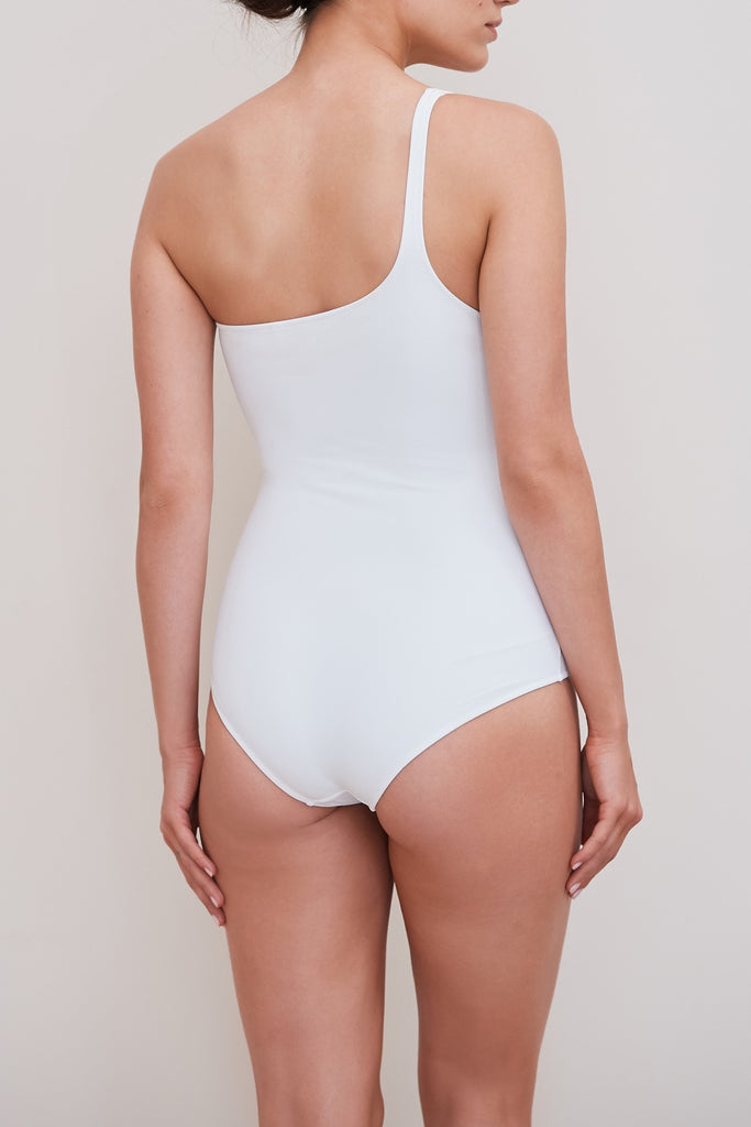 Scylla Swimsuit - White