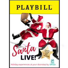 Load image into Gallery viewer, SANTA LIVE! HOLIDAY EXPERIENCES AT YOUR DOORSTEP!