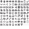 Basic Icons - Flat Version