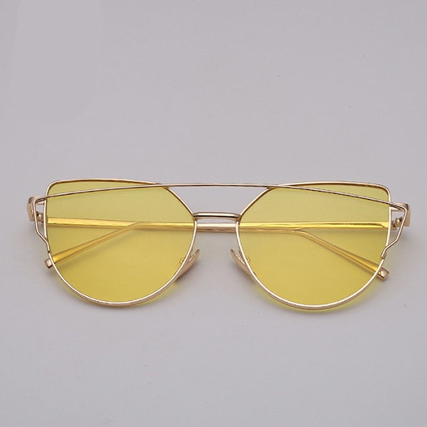 Brand Designer Cat eye Sunglasses