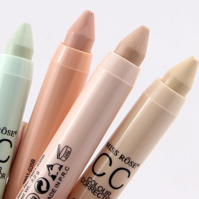 CC Concealer Pencil Pen Highlight Shadow Cream