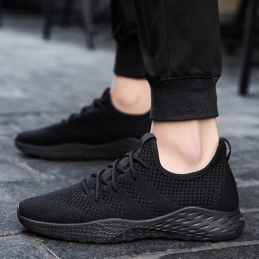 High Quality Comfortable Non-slip Soft Mesh Men Shoes