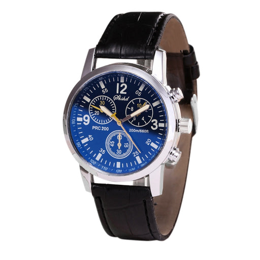 Luxury Male Clock Business Men's Wrist Watch