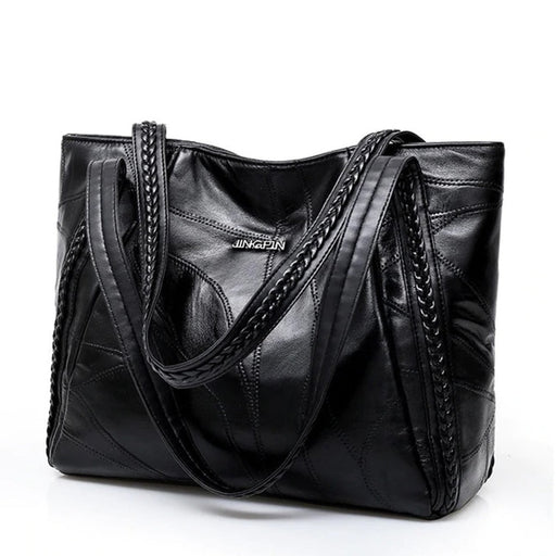 Designer Fashion Totes For Ladies Big Leather Handbag