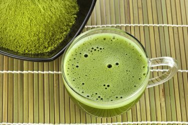 Matcha Green Tea: The Most Powerful Anti-Oxidant?