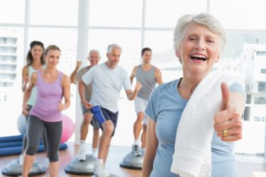 Senior Fitness – How To Stay Fit When You're Old