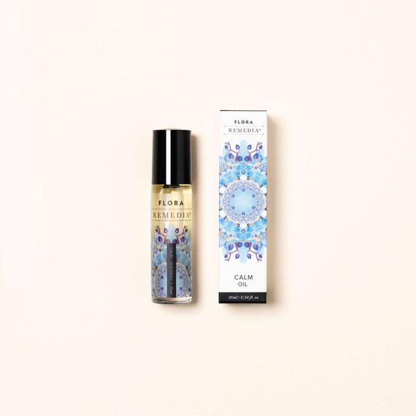 Calm aromatherapy roll on
