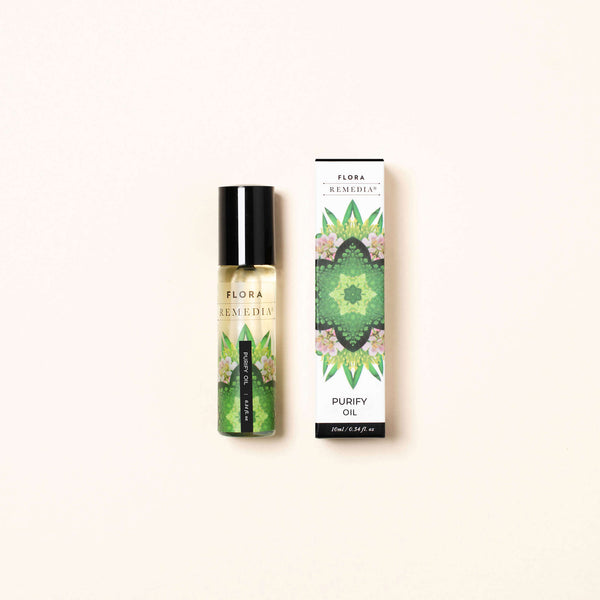 Purify aromatherapy roll on